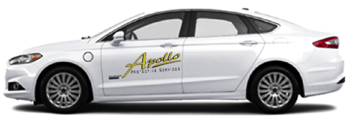 Apollo Protect Security Vehicle